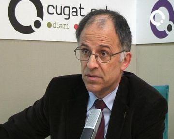 Xavier Escura, alcalde accidental fins divendres