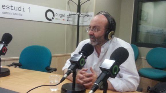 La Mesa per la Diversitat del CAC reconeix la tasca de Xavier Giró