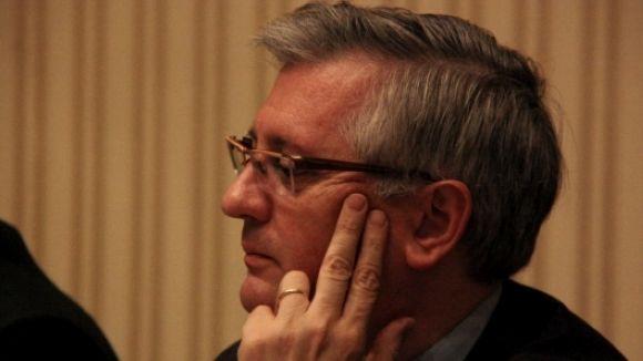 Arxivat el cas contra Martorell pel presumpte espionatge a Turu