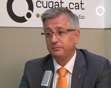 Xavier Martorell, nou director general d'Anàlisi i Prospectiva de la Generalitat