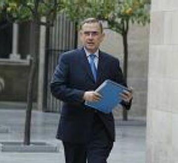 El santcugatenc Xavier Pomés, president del patronat de l'Hospital Clínic
