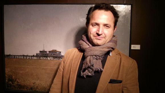 Xavier Rodés impregna La Galeria de solitud i silenci