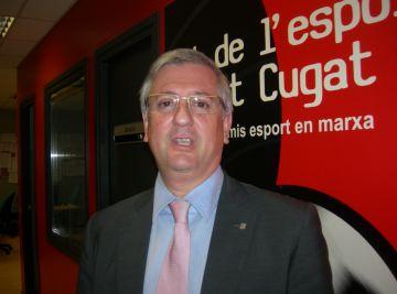 Xavier Martorell, nou president de CDC a Sant Cugat