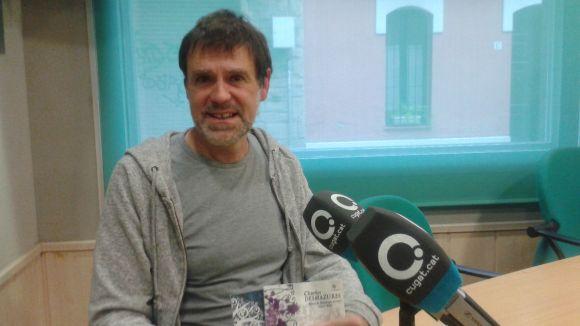 El músic i professor Xavier Blanch ha conversat amb Pere Saragossa al 'Sant Cugat a fons'