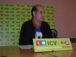 ICV-EUiA demanarà suport al TramVallès en el ple d'aquest mes