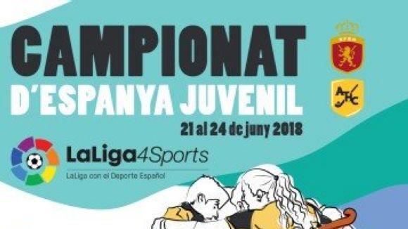 Imatge del cartell del torneig / Foto: RFEH