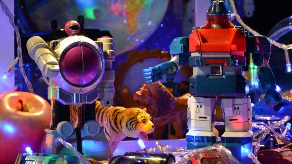 El Casino de la Floresta acull l'espectacle infantil 'Radiobots'