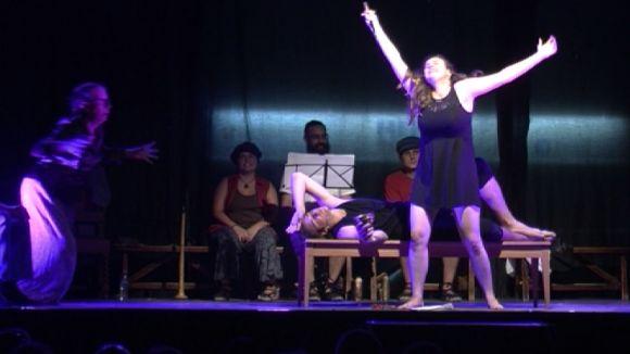 'Xècspir' repassa en clau d'humor escenes i personatges del dramaturg anglès