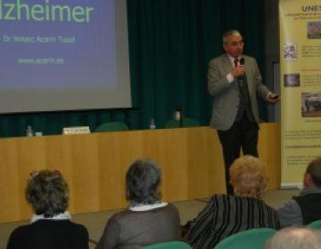 El doctor Acarín pronostica la cura de l'Alzheimer en menys d'una dècada