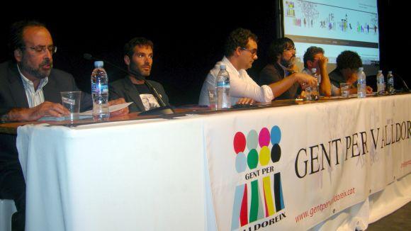 GxV aposta per una candidatura de plataformes ciutadanes a l'EMD