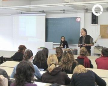 Cugat.cat s'acosta als futurs periodistes de la UAB