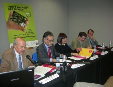 Comerciants i Ajuntament posen en valor el nou Codi de consum per garantir els drets dels consumidors