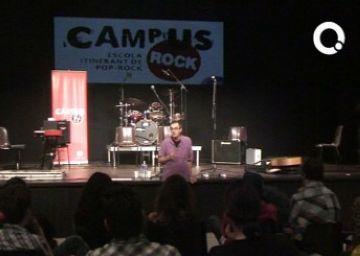 El Campus Rock 2010 arriba al seu equador consolidat com a plataforma per a nous talents