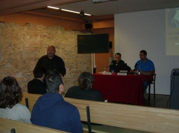 El descobriment d'un poblat ibèric a Can Sant Joan obre les xerrades d'arqueologia i patrimoni