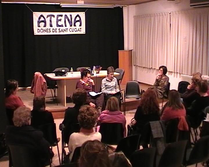 Atena Dones demana que les lleis sobre l'avortament s'equiparin a les europees