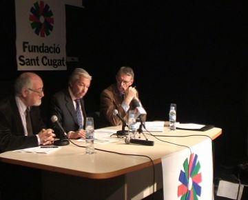 El president de la Cecot crida a 'europeïtzar' l'Estat per sortir de la crisi, en un acte a la Casa de Cultura