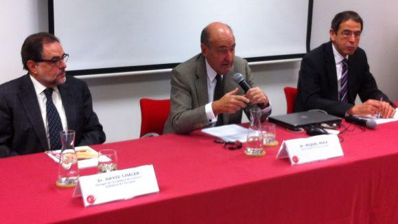 Miquel Roca: 'La internacionalització empresarial s'ha d'acompanyar jurídicament'