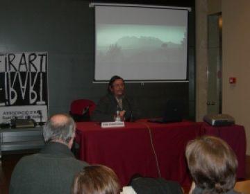 Pere Formiguera analitza en una xerrada la subjectivitat de la fotografia