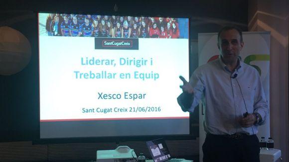 SantCugatCreix tanca la temporada i destaca el paper dels entrenadors