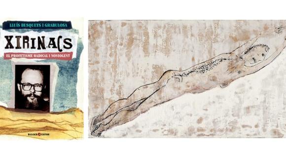 Presentació de 'Xirinacs, el profetisme radical i noviolent' i cloenda de 'Lung & Bones'