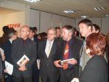 El galerista Josep Canals és el director de la Biennal.