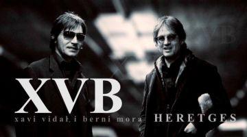La Xavi Vidal Band presenta el seu darrer disc, 'Heretges', al Cafè Belgrado
