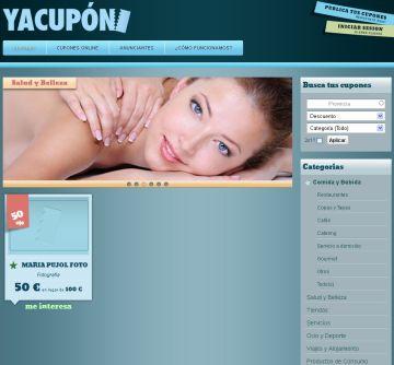 Es posa en funcionament Yacupon.com, la primera web de descomptes a Sant Cugat