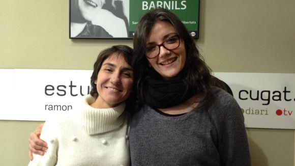 Yessica Clemente i Eva Gómez parlen de joguines responsables i de qualitat al magazín