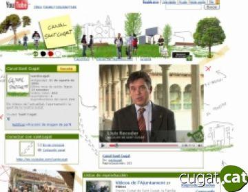 Amplien el termini per participar al concurs de vídeos del canal YouTube Sant Cugat
