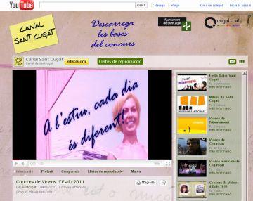 El Concurs de Vídeos d'Estiu incorpora la categoria de peces fetes amb mòbil