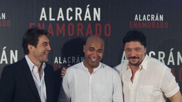 Santiago Zannou treballa en una nova pel·lícula amb Javier Bardem