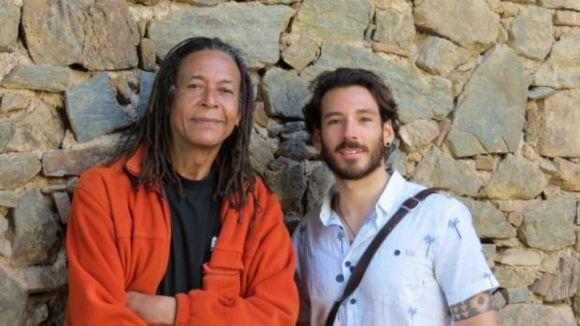 Steve De Swardt i Diego Zapata / Foto: Facebook Jazzenviu, Associació de Músics i Aficionats al Jazz de St. Cugat
