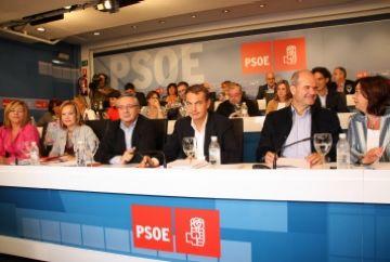 Zapatero ha anunciat aquesta mesura al Comitè Federal del PSOE