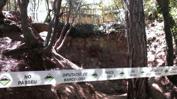 Denunciarà la Diputació per l'accident del seu fill a l'àrea d'esbarjo de Sant Llorenç