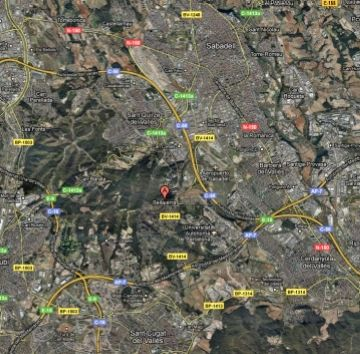 El projecte per al vial interpolar entre Sant Cugat i Sabadell arrenca de nou
