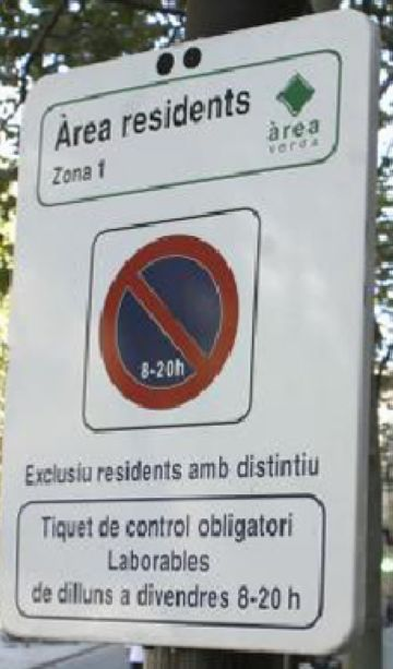 El govern local considera exportable l'àrea verda d'aparcament a altres zones del municipi